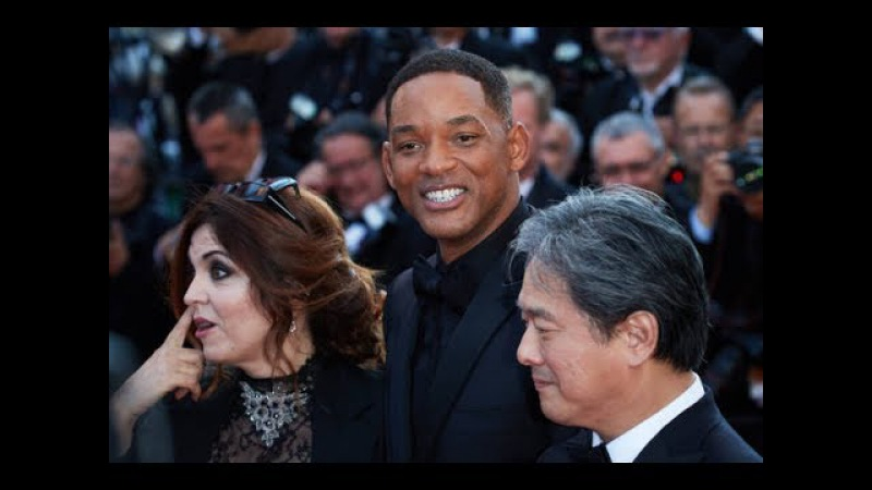 Will Smith Gabriel Yared Fan Bingbing Pedro Almodovar and others at Closing Ceremony Red Carpet