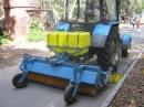 MIX Щетки дорожные навесные на тракторы Беларус