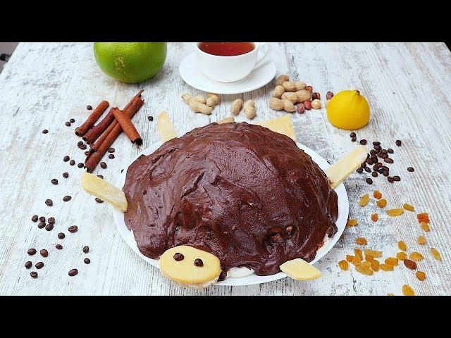 Торт «Черепаха» - Рецепты от Со Вкусом