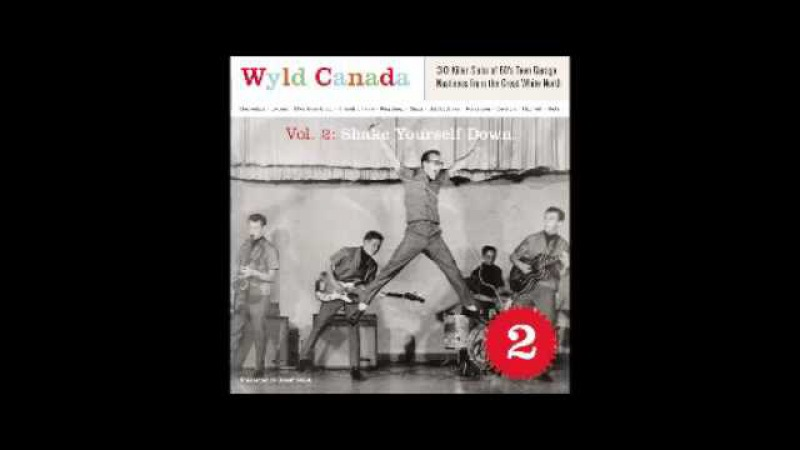 VA - Wyld Canada Vol 2 - Shake Yourself Down : KILLER Slabs Of 60's Teen Garage Punk Nastiness Music