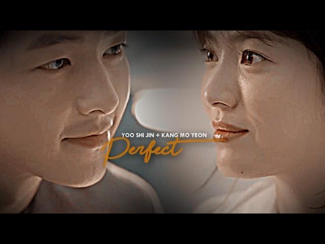 Yoo shi jin kang mo yeon | perfect