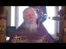 Протоиерей Димитрий Смирнов. Проповедь о бесновании наших детей и взрослых