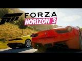 Forza Horizon 3 - Тестовый стрим, пробуем копм для захвата