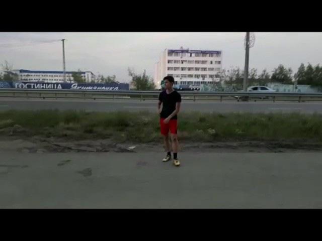 Jumpstyle training M@kZ[YJT]