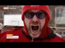 Дмитрий Костяев снял видео хоккейно - валеночной игры