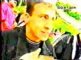 Backstreet Boys on Euro Disney Trip