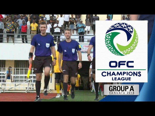 2018 OFC CHAMPIONS LEAGUE | Group A - Tupapa Maraerenga v Nalkutan FC Highlights