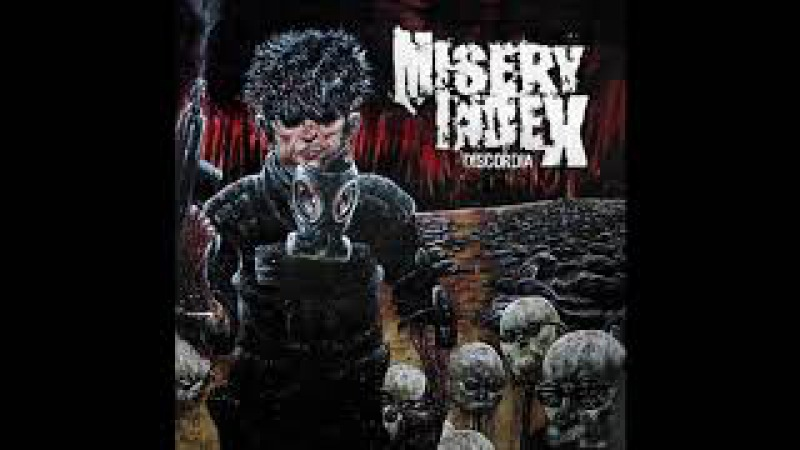 Misery Index - Discordia (2006)