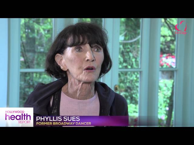 92-Year-Old Phyllis Sues Yogi, Dancer Inspirational Woman