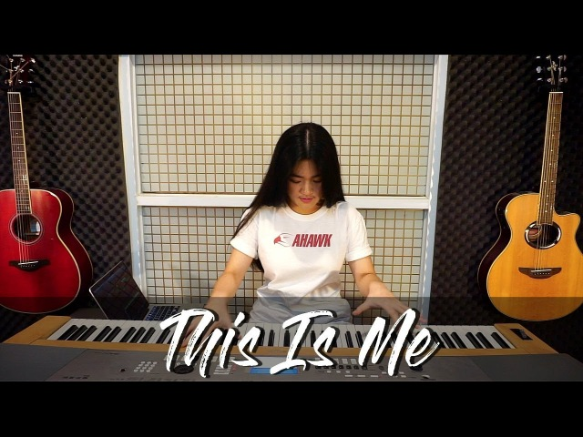 (The Greatest Showman OST) This Is Me - Josephine Alexandra   Piano Cover