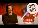 'He could very easily have said i'm not interested ': Adam Driver has kind words about Mark Hamill