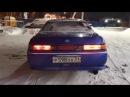 Зимний дрифт Toyota MARK 2 / Winter drift MARK 2