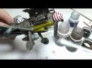 Weathering messerschmitt Bf-109G-6 1/48 part 4