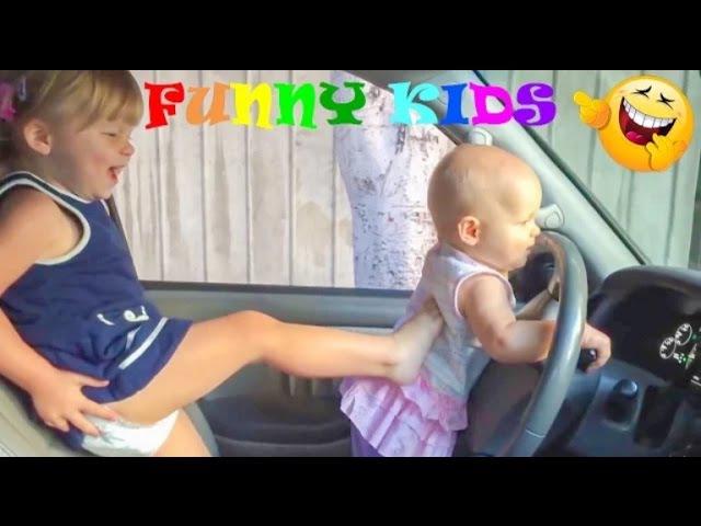 Essayer de ne pas rire spécial enfant (chute , bêtisier. ..)
