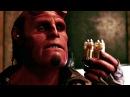 Хеллбой против Самаэля. Сцена в музее. Часть 1. Хеллбой Герой из пекла. 2004