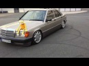 LOW | Mercedes Benz W201| BAGGED