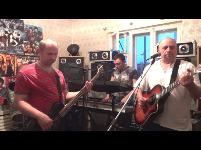 Поющий Дальнобой лабает с группой Воротилы и поёт песню