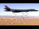 US Air Force In Action: B-1, B-2, B-52 Carpet Bombing, A-10, F-16 F-22 Missile Strikes Gun Runs
