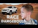 Matvey Star в ПУСТЫНЕ | Опасные гонки | DUBAI vlog | OAE | День 3