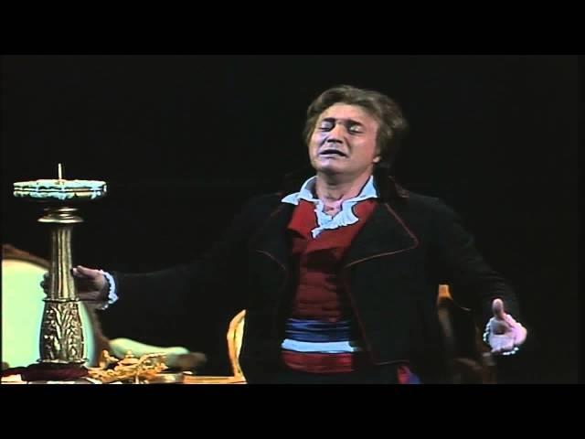 Piero CAPPUCCILLI - Nemico della Patria... - Andrea Chénier