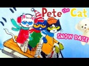 Pete the Cat Snow Daze by James Dean | Christmas Season book read aloud | Storytime With Ms. Becky