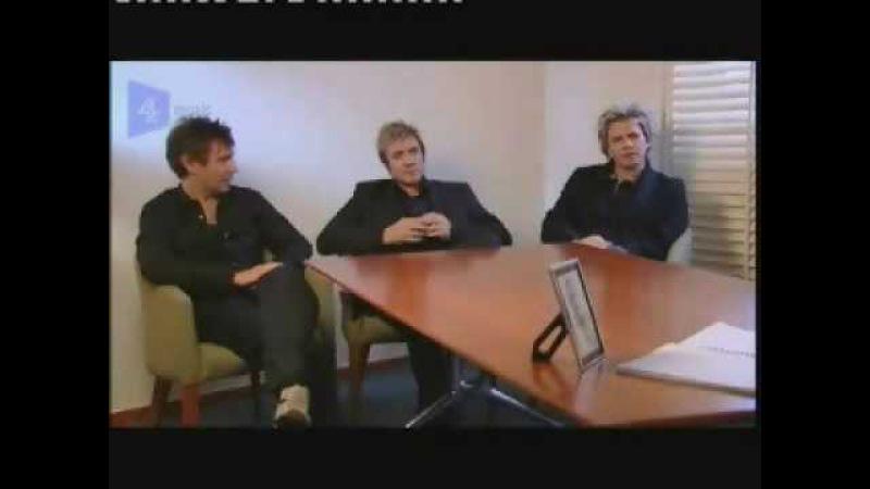Simon Amstell interviews Duran Duran