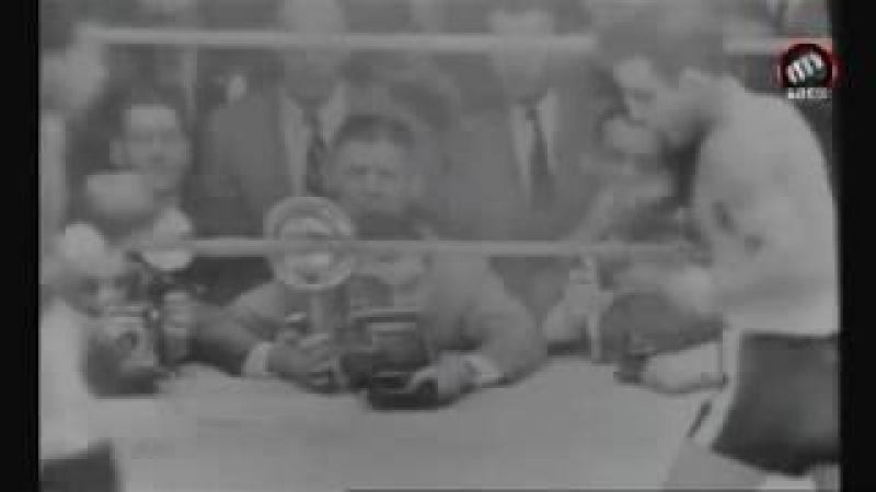 Шугар Рэй Робинсон Джейк ЛаМотта IV Sugar Ray Robinson vs Jake LaMotta IV