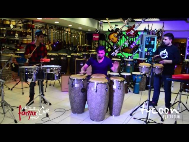 Tycoon Percussion Chile Fama Music Chile Video 2