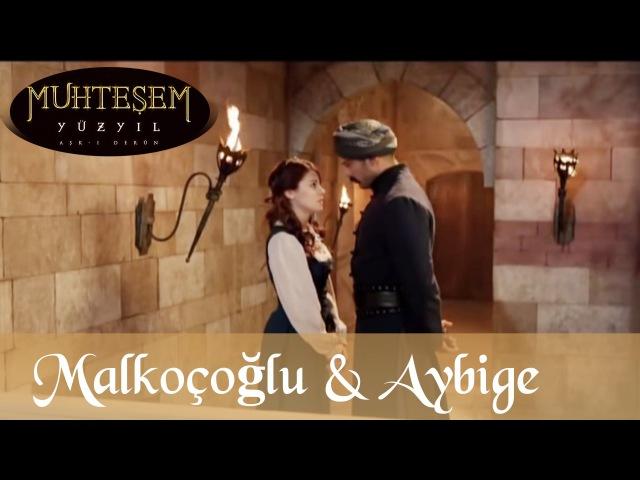 Поцілунок Малкочоглу і Айбіге, 49 серія
