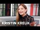 Интервью Кристин о ее новом проекте «Бремя правды» | The Goods