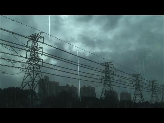 Thunder and rain · coub, коуб
