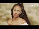 Joan Smalls: Behind The Scenes With Our March Cover Star