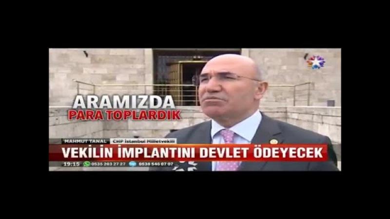 Milletvekillerin implant tedavisini devlet karşılayacak haberine vekil tepkisi