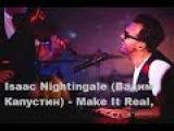 Isaac Nightingale (Вадим Капустин) - Make It Real, Hurts Desire Tour 2017, Moscow, HD