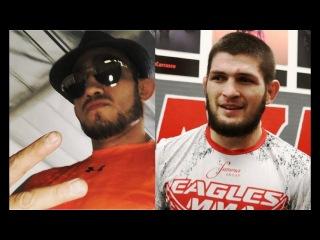 ВОТ КАК ХАБИБ БУДЕТ УНИЧТОЖАТЬ ТОНИ ФЕРГЮСОНА НА UFC 223! djn rfr [f,b, ,eltn eybxnj;fnm njyb athu.cjyf yf ufc 223!