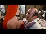 Who Framed Roger Rabbit 1988 - Jessica's Famous Scene (HD) Clip 7/16