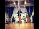 Instagram post by POLE ARTFLOW 🦄Yunona Yunikova • Jan 11, 2018 at 8:46pm UTC