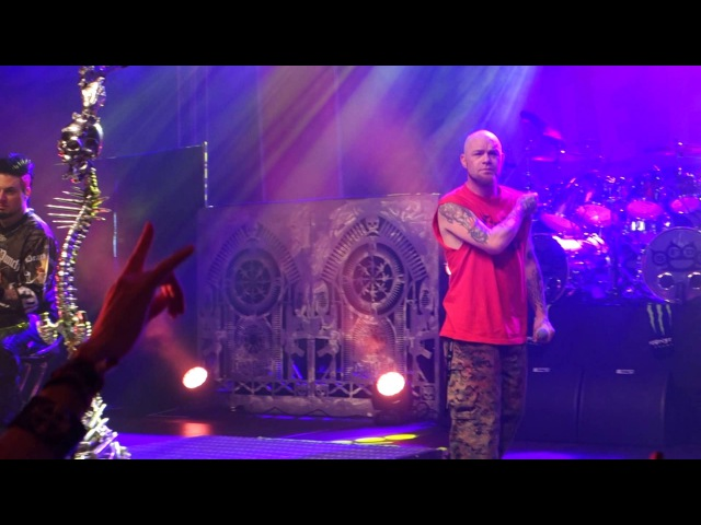 Five Finger Death Punch Wrong Side Of Heaven Battle Born Live @ Eulachhalle in Winterthur