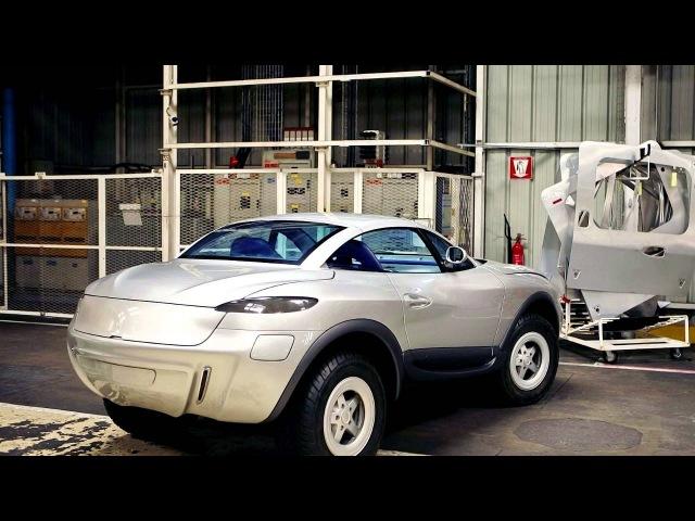 Heuliez Intruder Concept '1996