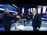 Жириновский в БЕШЕНСТВЕ набросился на Трюхана чуть не сорвав эфир: Пошел ВОН отсюда