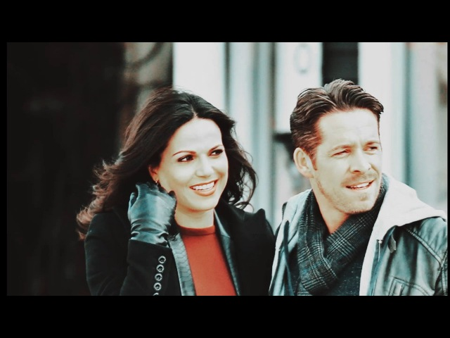 ►Lana Parrilla Sean Maguire||''he has been like an angel for me on the show''