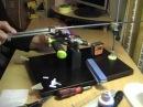 Заточка филейного ножа Mora Fishing Comfort 155 на точилке для ножейХортица