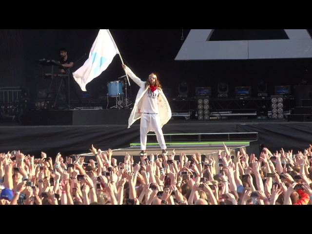30 Seconds to Mars Mönchengladbach Opening Night of the Hunter 25 06 2014