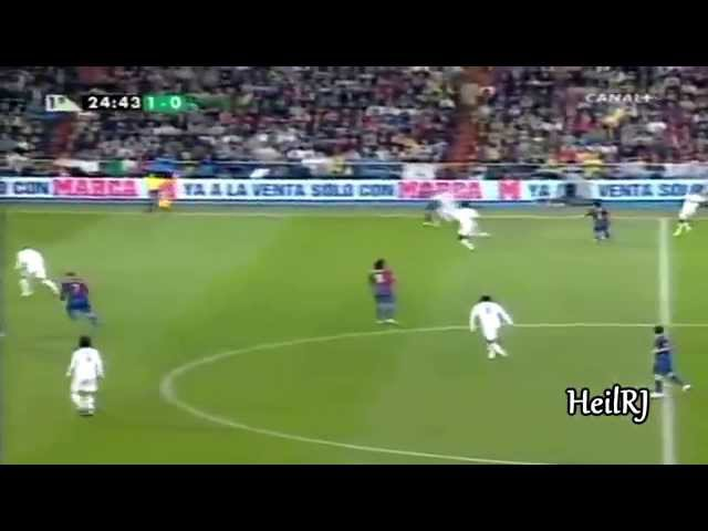 Lionel Messi vs Fabio Cannavaro Roberto Carlos смотреть онлайн без регистрации