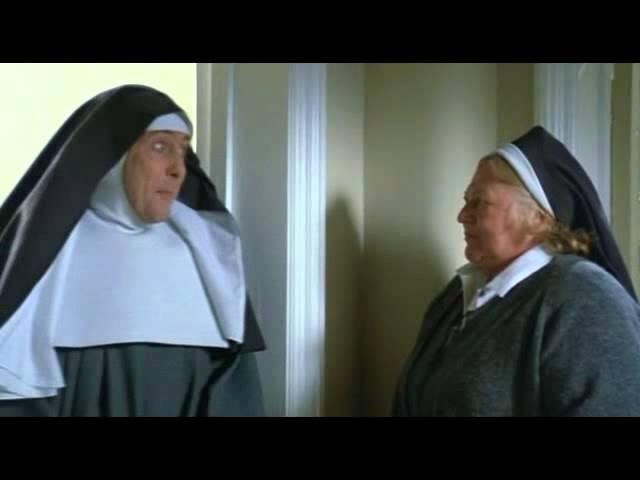 Монахини в бегах. Сидушка