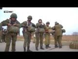 В ходе бригадных тактических учений в Приморье десантники захватили аэродром