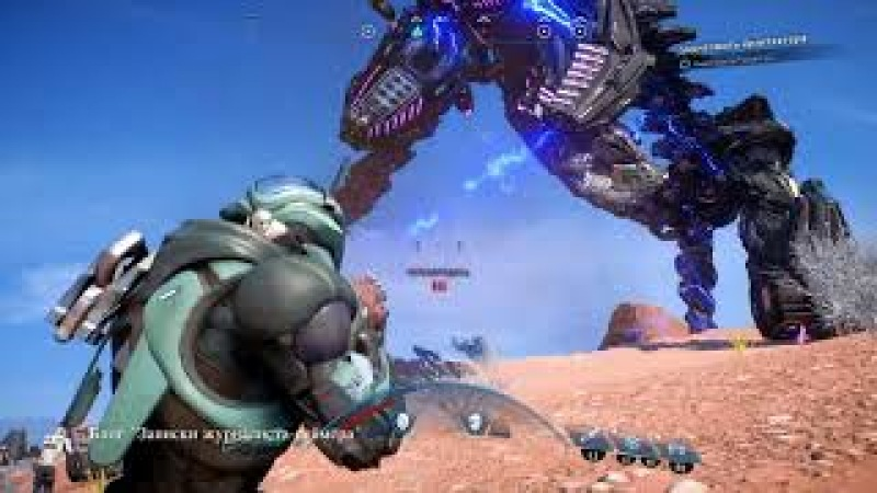 Mass Effect Andromeda на PlayStation 4 Pro. Часть 25