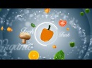Cooking Show Programe Pack After Effects Template Project Files Broadcast Packages