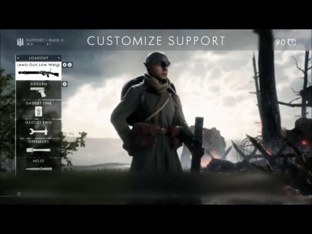 Гитлер играет в Battlefield 1 режим Операции