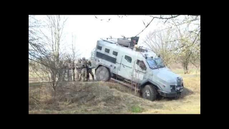 Рівненські поліцейські провели чергові навчання